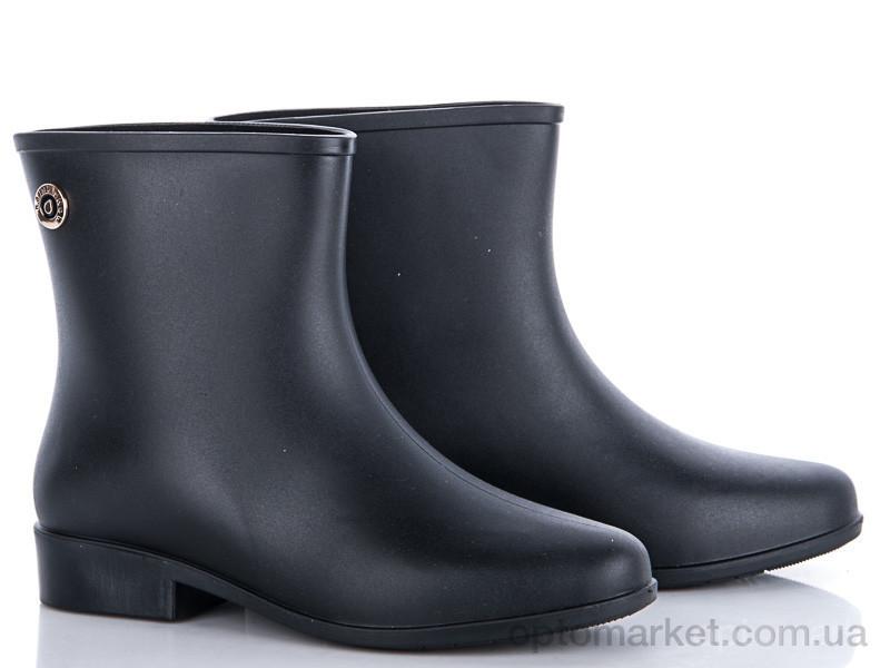 Купить Ботинки женские 108D BLACK rainy show черный, фото 1