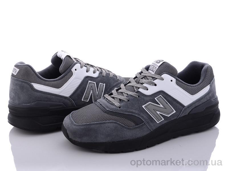 Купить Кроссовки мужчины 5263-3 New balance серый, фото 2
