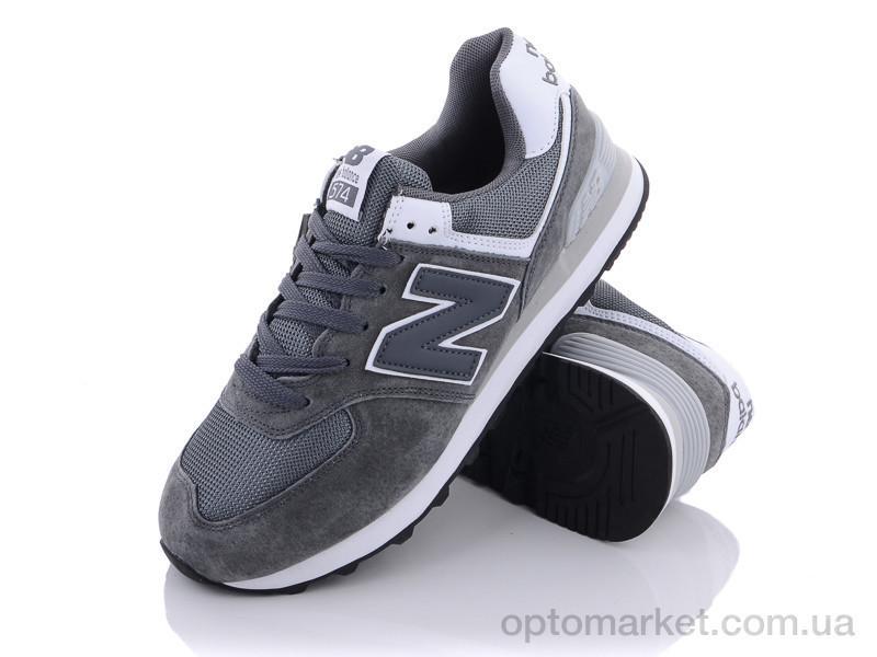 Купить Кроссовки мужчины A231-4 New balance серый, фото 2