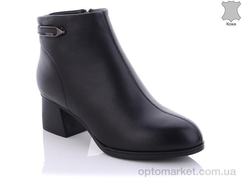 Купить Ботинки женские A5168 Gemeiq черный, фото 1
