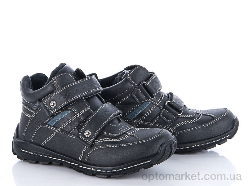 Купить Ботинки женские HJ3862-1 Fabullok черный, фото 1