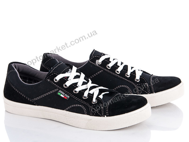 Купить Кроссовки мужчины Paolla 122-1112 Paolla черный, фото 1