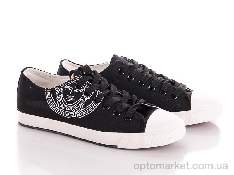Купить Кеды женские VX-8 black Class Shoes черный, фото 1
