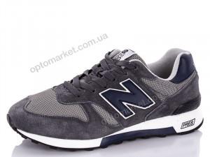 Купить Кроссовки мужчины 025-2 New balance серый