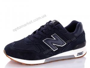 Купить Кроссовки мужчины 025-3 New balance синий