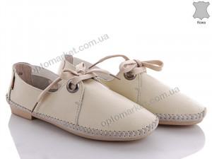 Купить Туфли женские 117702 Allshoes бежевый