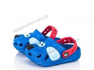 Купить Кроксы детские 118051C Jose Amorales синий