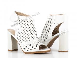 Купить Босоножки женские 135783 LORBACSA белый