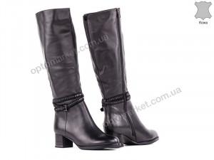 Купить Сапоги женские 138613 Anna Lucci черный