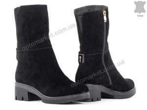 Купить Ботинки женские 138687 Anna Lucci черный