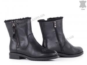 Купить Ботинки женские 139130 Lonza черный