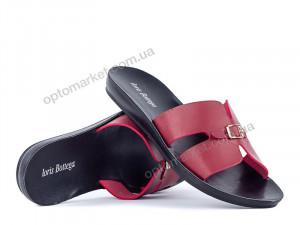 Купить Шлепки женские 141604 Loris Bottega красный