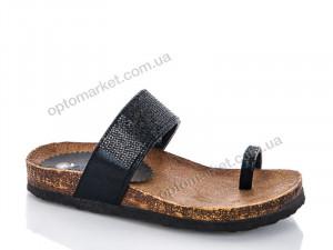 Купить Шлепки женские 213Y1812 siayh Caprito черный