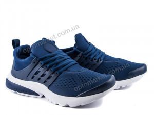 Купить Кроссовки мужчины 24-120 navy Violeta синий