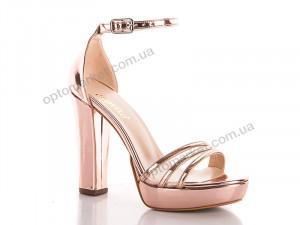 Купить Босоножки женские 337 Y455 roza Caprito розовый