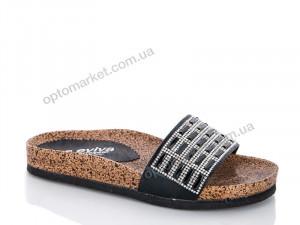 Купить Шлепки женские 58Y5606 siayh Eviva черный