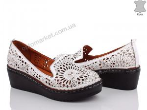 Купить Туфли женские 6113-2-05 Grand Fashion белый
