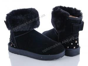Купить Угги женские 687-2 черный Class Shoes черный