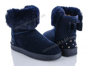Купить Угги женские 687-2 синий Class Shoes синий