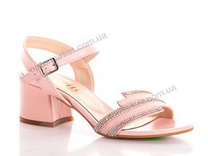 Купить Босоножки женские 777 Y406 pudra cilt Caprito розовый