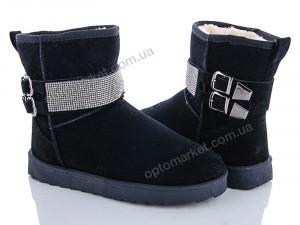 Купить Угги женские 829-2 черный Class Shoes черный