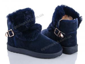 Купить Угги женские 830-3 синий Class Shoes синий