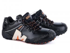 Купить Кроссовки мужчины A8-1 черный Class Shoes черный