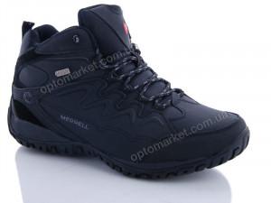 Купить Ботинки мужчины A897-1 Merell черный