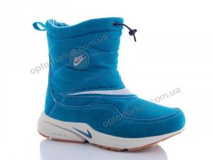 Купить Дутики женские B8900-8 Nike голубой