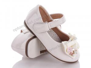 Купить Туфли детские C01 white Царевна белый