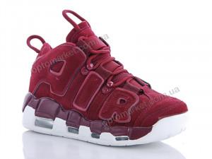 Купить Кроссовки женские E548-12 Nike красный