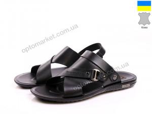 Купить Сандалии мужчины Footprints 7221-T013 Black фур Footprints черный