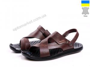 Купить Сандалии мужчины Footprints 7264-026-130099 кор Footprints коричневый