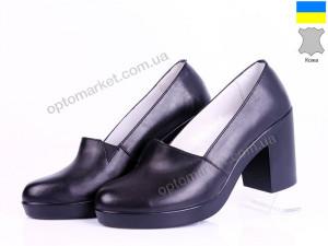 Купить Туфли женские Kostas 674 чёрн кожа Kostas черный