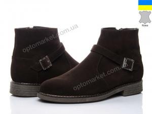 Купить Ботинки мужчины LaRose 1080крч з ц La Rose коричневый