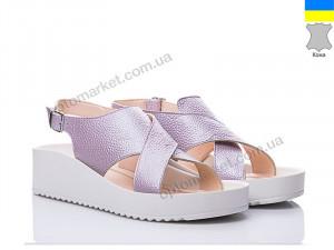 Купить Босоножки женские Larose 2097сирен фл Larose фиолетовый