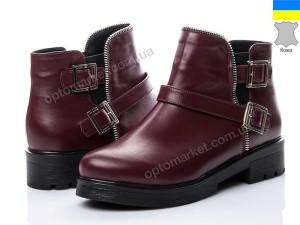 Купить Ботинки женские LaRose 2153бордо ц LaRose бордовый