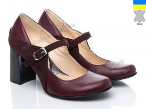 Купить Туфли женские La Rose 2189бор La Rose бордовый