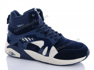 Купить Ботинки мужчины M1883-1 Supo синий