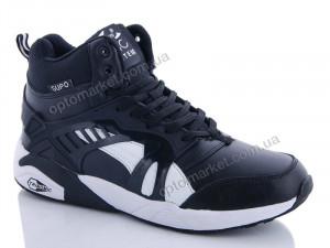 Купить Ботинки мужчины M1883-3 Supo черный
