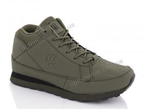 Купить Кроссовки мужчины M8025-3 CROOS зеленый