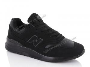 Купить Кроссовки мужчины M8026-1 CROOS черный
