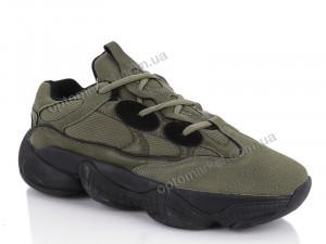 Купить Кроссовки мужчины M8031-5 CROOS зеленый