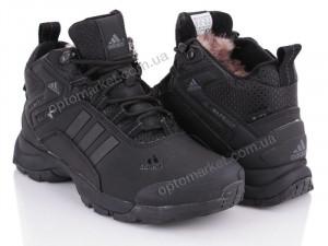 Купить Кроссовки детские MB404-2 Adidas черный