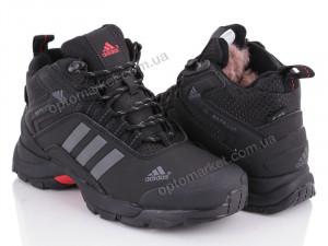 Купить Кроссовки детские MB404-3 Adidas черный