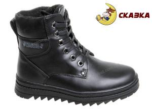Купить Ботинки детские R885838156 BK Сказка черный