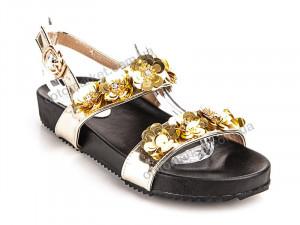 Купить Обувь женские RL1641 Bonnas золотой