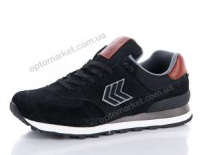 Купить Кроссовки мужчины SMB18145 black-beige Razor черный