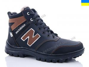 Купить Ботинки мужчины SunShine Б14 черно-коричневый SunShine черный
