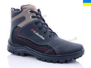 Купить Ботинки мужчины SunShine Б17 черно-оливковый SunShine черный